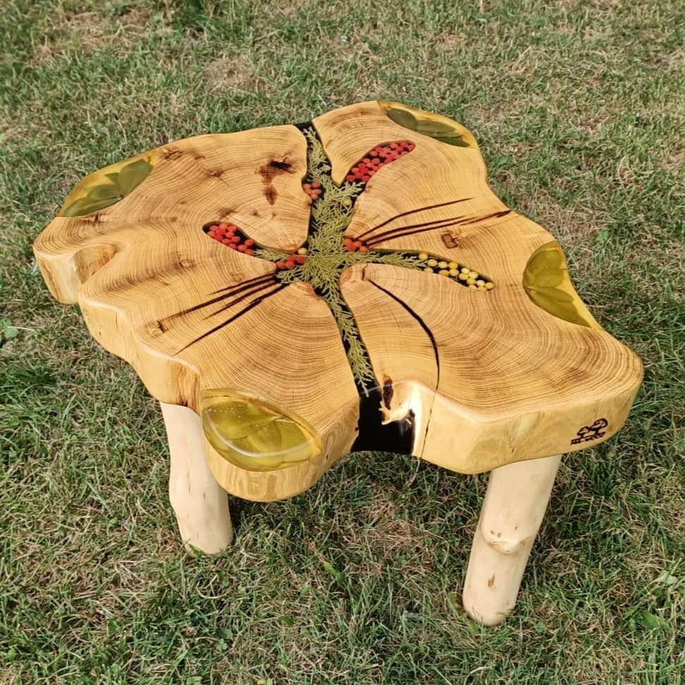 Forest coffee table